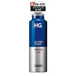 資生堂 HG スーパーハードムース 硬い髪用(4901872899463) atlife