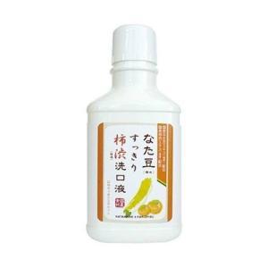 三和通商 なた豆(矯味)すっきり柿渋(保湿)洗口液 500ml (4543268067768)|atlife