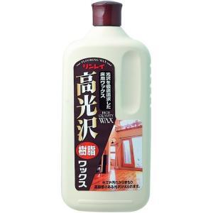 リンレイ  高光沢樹脂ワックス 1L 「リンレイオール」の光沢が良いタイプ 業務用フローリングワックス(4903339579215)|atlife