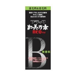 加美乃素 【養毛剤】ブラック加美乃素NEO 無香料 150ml(4987046370105)|atlife