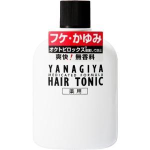 柳屋本店 柳屋 薬用ヘアトニック フケ・カユミ用240ml(4903018113853)