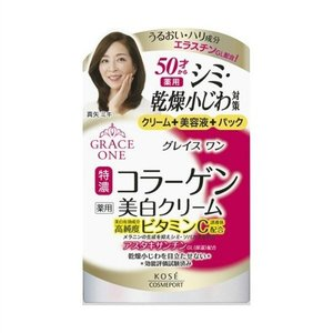 コーセー グレイスワン 薬用美白ジェルクリーム100G (4...