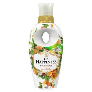 P&G レノアハピネス ナチュラルフレグランス アプリコット&ホワイトフローラルの香り 本体 520ml 1個|atlife