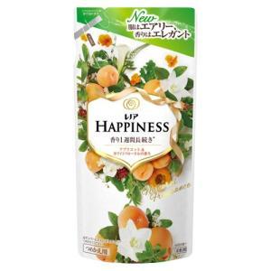 P&G レノアハピネス ナチュラルフレグランス アプリコット&ホワイトフローラルの香り 詰替用 400ml 1個|atlife
