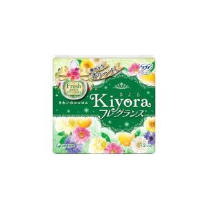 ユニ・チャーム ソフィ Kiyora(きよら) フレグランス グリーンの香り 72枚(4903111375103)|atlife