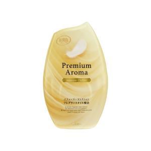 エステー お部屋の消臭力 Premium Aroma イノセントシフォン 400ml 1個|atlife