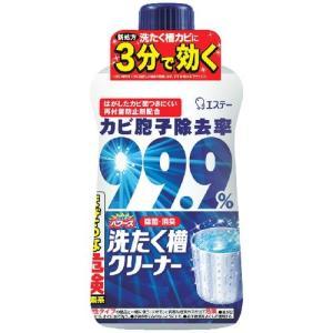 【限定特価】エステー ウルトラパワーズ 洗たく槽クリーナー 550g 液体タイプ(4901070909032)