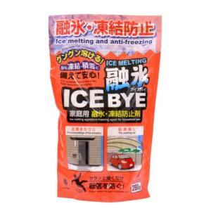 小久保工業所 融雪剤 アイスバイ 280G 融氷 凍結防止 1個|atlife