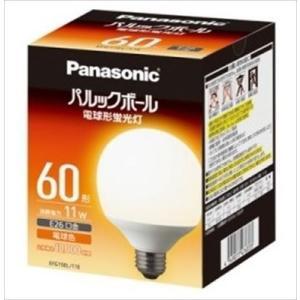 パナソニック(Panasonic) パルックボールG形(EFG15EL11E)(内容量: 1個)|atlife