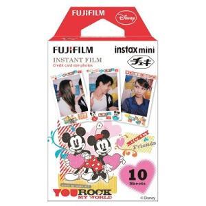 フジフィルム FUJIFILM チェキフイルム ミッキー&フレンズ WW 1(4547410259292)|atlife