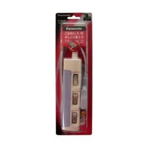 パナソニック(Panasonic) WHS2633DKP ザ・タップスイッチ3口3M(4547441383805) atlife