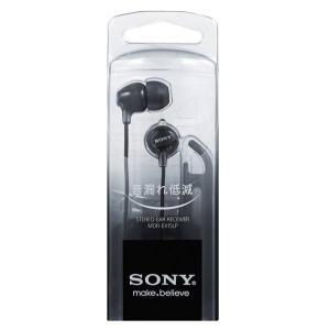 ソニー(SONY) ヘッドホン MDR−EX15LP B ブラック (4905524931167)|atlife