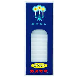 カメヤマ カメヤマローソク 豆ダルマ 50本(燃焼時間は約19分)(4901435006956)|atlife