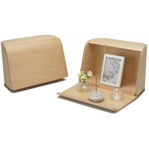 日本香堂 やさしい時間 祈りの手箱 ナチュラル|atlife