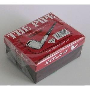 ダイドー パイプマッチ 家庭型 (防湿マッチ) ※昔ながらの箱入りマッチ(4975368121000)|atlife