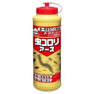 【虫撃退】アース製薬 虫コロリアース 粉剤 550g (不快害虫対策)(4901080253118) atlife