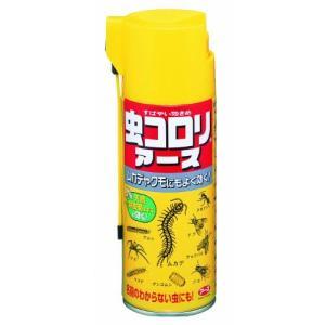 虫コロリアース(エアゾール) 300ml ブランド:虫コロリアース 販売・製造元:アース製薬  速効...