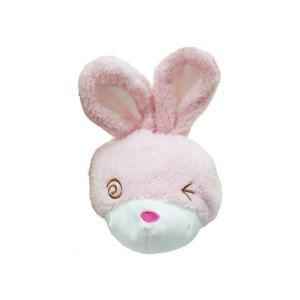 ペッツルート もこもこでっかいズーズーウサギ (4984937662110)