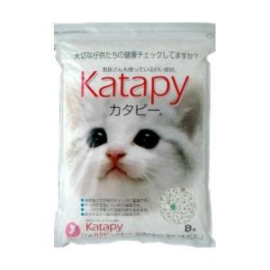 ペパーレット 猫砂 紙 カタピー 8L  1個|atlife