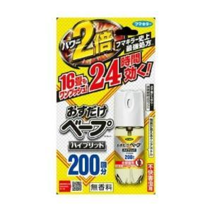商品名:フマキラー おすだけベープ スプレー ハイブリッド 200回分 不快害虫用 内容量:1個 J...