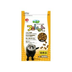 ペットライン 森の小動物 フェレットフード 500g 1個|atlife