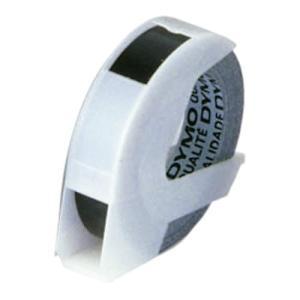ダイモ ダイモグロッシーテープ 9mm×3m黒テープ DM0903-B 1個|atlife