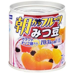 はごろも 朝からフルーツ みつ豆 缶詰 (4902560170987)|atlife