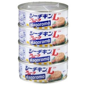 はごろも シーチキン L フレーク 缶詰 (4902560012423)|atlife