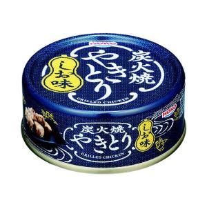 宝幸 やきとり 塩味 缶詰 (4902431020038)|atlife