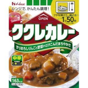 ハウス食品 ククレカレー 中辛 180g (4902402866351)|atlife