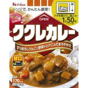 ハウス食品 ククレカレー 甘口 180g (4902402866344)|atlife
