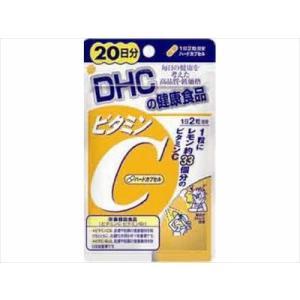 DHC ビタミンC(ハードカプセル) 20日(内容量: 40個)|atlife