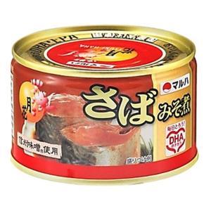 マルハニチロ 月花 さばみそ煮 缶詰 (4901901145097)|atlife