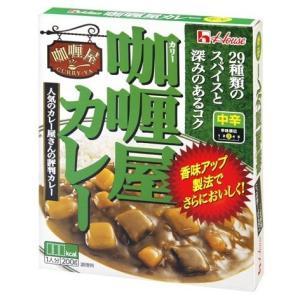 ハウス食品 カリー屋カレー 中辛 200g  (4902402534090)|atlife