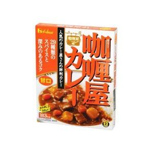 ハウス食品 カリー屋カレー 甘口 200g (4902402626948)|atlife