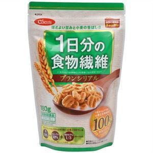 日清シスコ 1日分の食物繊維ブランシリアル 180g×6個セット
