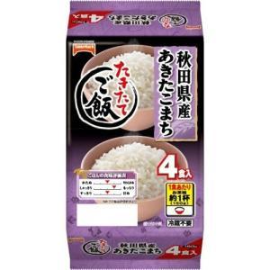 テーブルマーク たきたてご飯 秋田県産 あきたこまち 分割  150g*4食入 ×8個セット|atlife