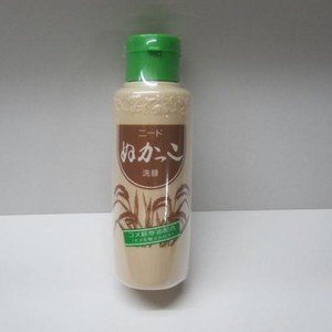 ニード ぬかっこ 洗顔 80G(ニード洗粉 米ぬか 自然派化粧品)(4904546000226) ×...