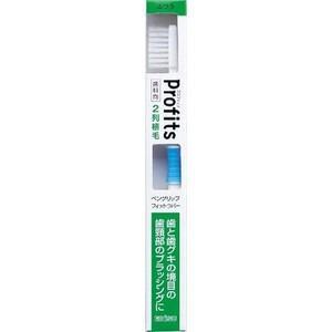 エビス 歯科向 プロフィッツK20 ふつう 歯ブラシ(4901221065501)【×10点セット】