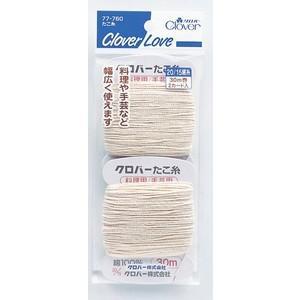 クロバー(Clover) タコ糸 2カード CL77760 (4901316777609) ×10点セット 【まとめ買い特価!】|atlife