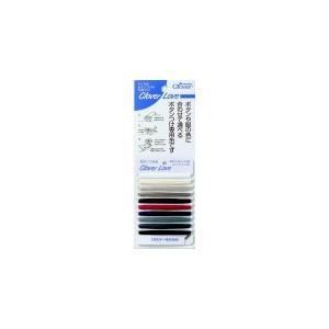 クロバー(Clover) ボタンつけ糸 10色セット 1個 CL77765 (4901316777654) ×10点セット 【まとめ買い特価!】|atlife