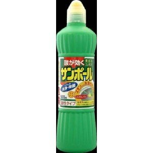 金鳥 サンポールK 500ml トイレ用洗剤 ...の関連商品8