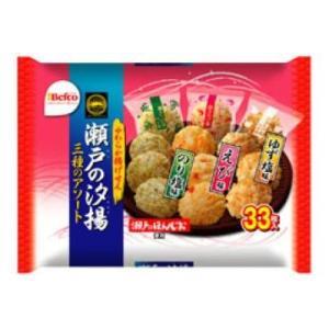 栗山米菓 瀬戸の汐揚アソート 33枚×10点セ...の関連商品1