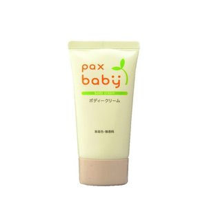 太陽油脂 パックスベビー ボディークリーム 50g ×12本セット 赤ちゃんにも使える保湿クリーム 【まとめ買い特価!】|atlife