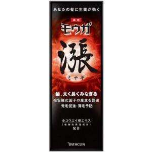 バスクリン モウガ 漲(ミナギ) 120ml 育毛剤 医薬部...