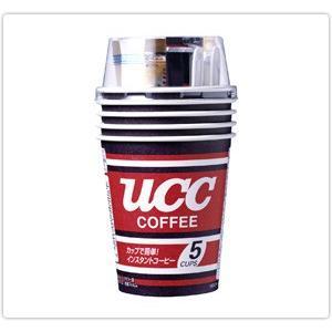 UCC カップコーヒー 5杯分×12個セット (4901201501081) 【まとめ買い特価!】|atlife