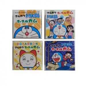 丸川製菓 ドラえもんマーブルガム 4粒 ×24個セット  (お菓子・食品・ガム)|atlife