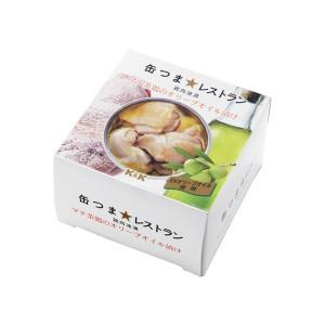 缶つま★レストラン K&K  マテ茶鶏オリーブオイル...