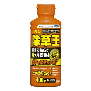 JAN:4902424426069  カダン 除草王 オールキラー粒剤 400g  ブランド:カダン...