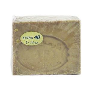 アレッポの石鹸 エキストラ40 約180g 無添加 ×90個セット 【まとめ買い特価!】|atlife